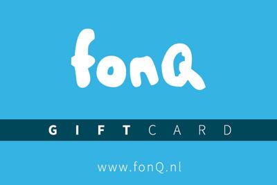 7c89a32e417 fonQ Giftcard kopen? Bestel deze online op onze website | Cadeaubon.net