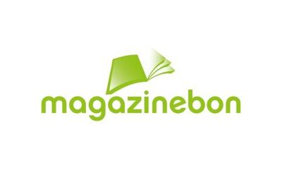 Logo Magazinebon.nl is onze vertrouwde verkooppartner voor deze cadeaubon