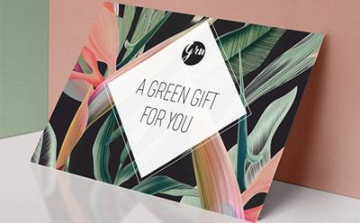 Logo Green Lifestyle Store is onze vertrouwde verkooppartner voor deze cadeaubon