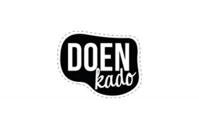 Logo Doenkado.nl is onze vertrouwde verkooppartner voor deze cadeaubon