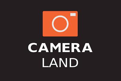 Logo Cameraland is onze vertrouwde verkooppartner voor deze cadeaubon