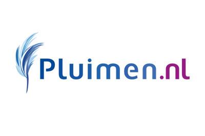 Logo Pluimen.nl is onze vertrouwde verkooppartner voor deze cadeaubon