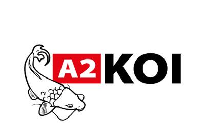 Logo A2KOI is onze vertrouwde verkooppartner voor deze cadeaubon