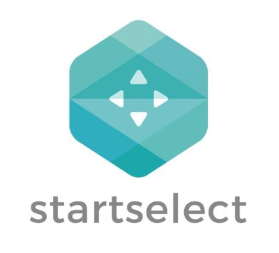 Logo Startselect is onze vertrouwde verkooppartner voor deze cadeaubon